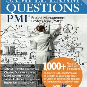 Sample Exam Questions: PMI Project Management Professional (PMP) - Ebook