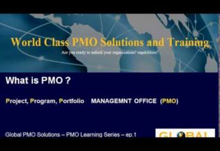 PMO Learning Series What is a PMO